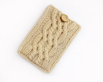 Kindle Fire Cover Knitted eReader