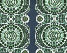 Damask in Slate IMPRESSIONS pwty042 - Ty Pennington Fabric -  By the Yard