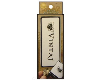 VIntaj Metal Reliefing Block for Use with Vintaj Patina Paints