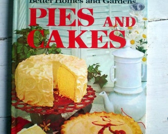 Better Homes and Gardens Pies and Cakes