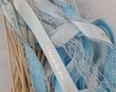 Wedding Wands: Custom listing for Ashlynn