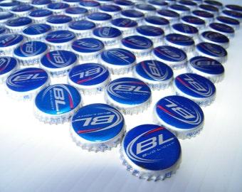 100 Bud Lite Bottle Caps
