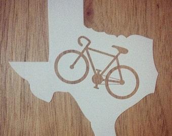 Bike Texas - decal