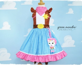 Sheriff Callie Character Dress