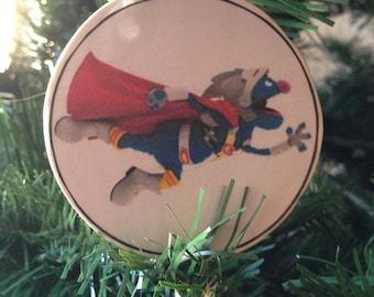 Super Grover Ornament!