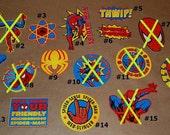Spiderman Chipboard (Marvel Licensed)