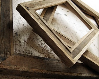 Frame Collection-- Two-Tone Timber