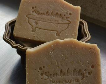 Oatmeal Scrub CP Soap