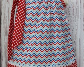 Freedom Pillowcase Dress
