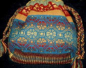 Fair Isle Bag Yarn Kit