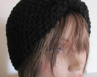 Lovely Knitted Headband /Turban Headband/Hair Accessory/Headband/Headwrap/Earwarmer/Ski Headband