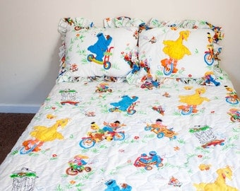Popular Items For Vintage Kids Bedding On Etsy