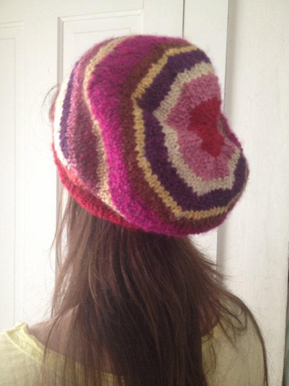 Women's Multicolor Tam