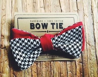 Bow Tie || Alabama Houndstooth