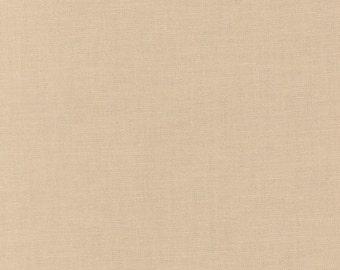 Raffia, Robert Kaufman Fabric, Kona Cotton, 1/2 Yard