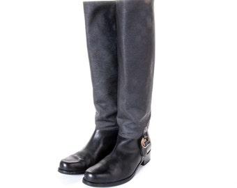 ROBERT CLERGERIE Riding Boots Size 10