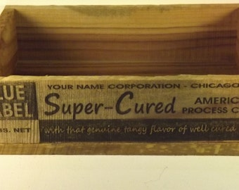 Super Cured Cheese Crate-Personalized.