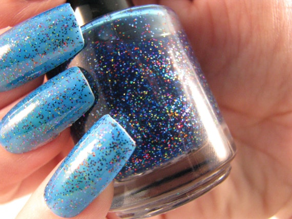 Orion's Hunt nail polish by Comet Vomit