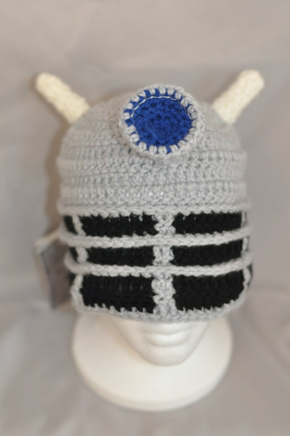 Ready to ship Dr. Who Inspired Dalek Hat