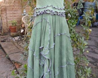 Woodland Goddess Dress