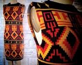 Aztec Sweater Dress (M)