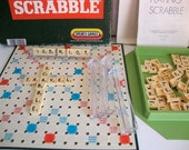 Scrabble Travel Game Vintage