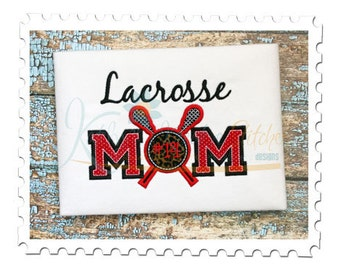Lacrosse MOM 5 Applique
