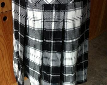 pendleton skirt