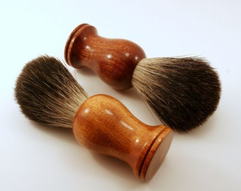 Black Badger Shave Brush