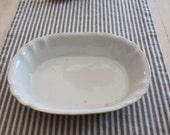 Ironstone Vegetable Serving Bowl - Wedgwood
