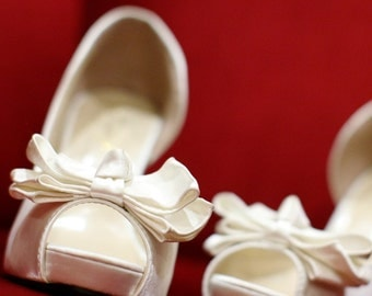 Amanda Bridal Shoe Clips