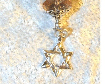 Star of David Fan Pull
