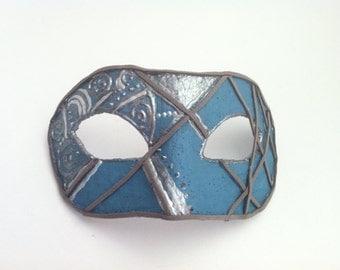The Guardian  / Venetian Male Mask Series