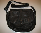 Vintage Leather Pouch By Kenneth Cole