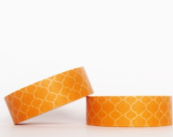 Orange Frames Washi Tape