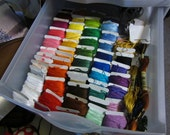 Embroidery Floss - Various Colors