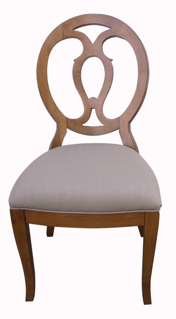 Axiom Open Back Dining Chair