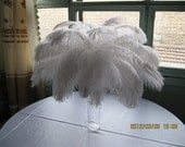 600pcs 12-14inch White ostrich feathers,wedding table decoration,wedding table centerpiece,ostrich centerpiece,ostrich feather centerpiece