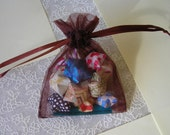 Bountiful Stars - Tiny Pouch of Affirmation Stars