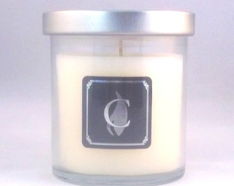 LILY of the VALLEY candle, 8 oz, optional gift box