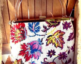 CONVERT   ///   Tapestry 50s Handbag