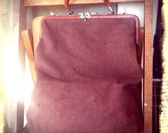 POSTAL   ///   Wool Large Mail Bag