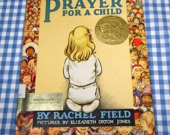 for a child, vintage 1967 children's book