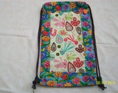 Child's Backpack  w/ drawstrings 3