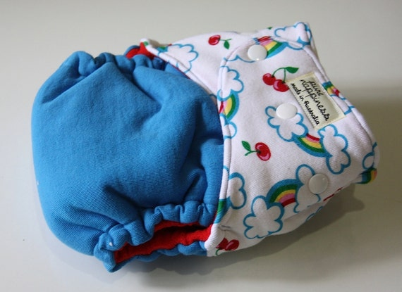 how to make a nappy pattern