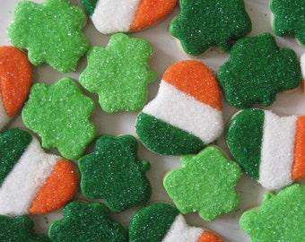 Itsy Bitsy St. Patrick's Day Cookies (2 Dozen)