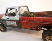 Ford Scale Model Rusted Pickup Truck by Classic Wrecks