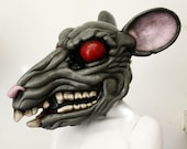 Rat King Mask Nutcracker Ballet Masquerade Unisex Adult