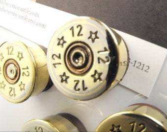 Magnets Shotgun Shell Magnets set of 4