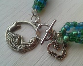 Mermaid Bohemian style Bracelet